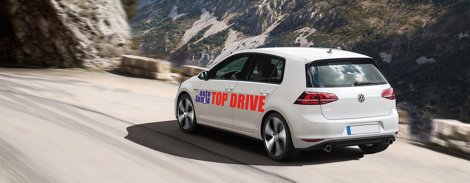 Auto skola top drive